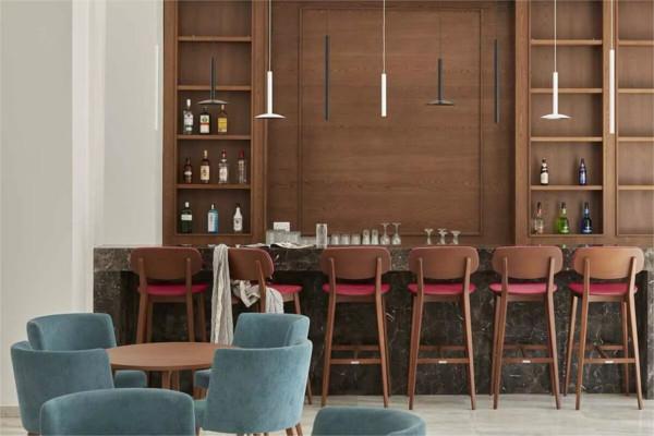 Bar - Hôtel Mandali 3* Larnaca Chypre