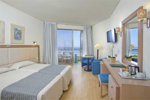 Chambre - Hôtel Golden Coast Beach 4* Larnaca Chypre