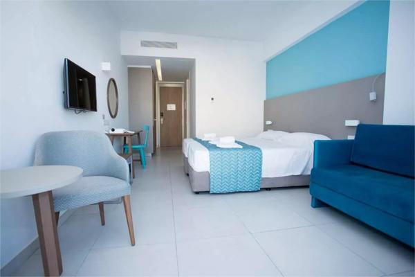 Chambre - Hôtel Mandali 3* Larnaca Chypre