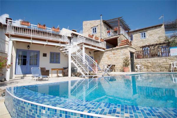 Facade - Hôtel Cyprus Village 3* Larnaca Chypre