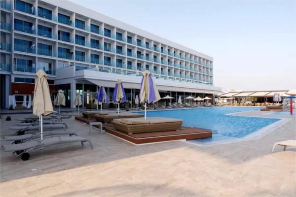 Piscine - Hôtel Amethyst Napa Hotel & Spa 3* Larnaca Chypre