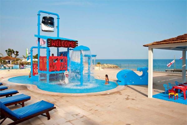 Piscine - Hôtel The Royal Apollonia 5* Larnaca Chypre