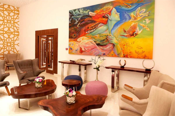 Reception - Hôtel Amethyst Napa Hotel & Spa 3* Larnaca Chypre