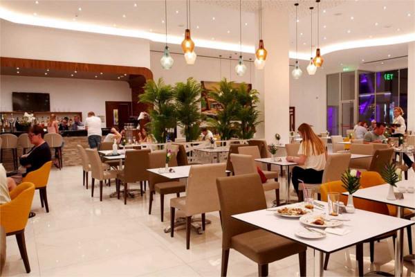 Restaurant - Hôtel Amethyst Napa Hotel & Spa 3* Larnaca Chypre
