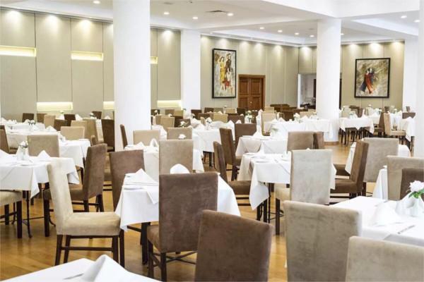 Restaurant - Hôtel Golden Coast Beach 4* Larnaca Chypre