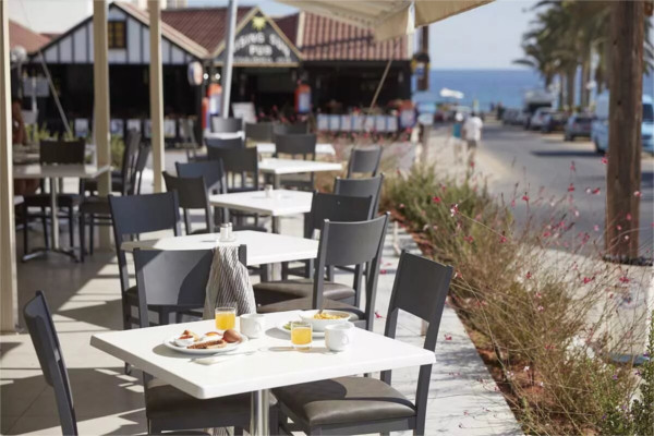 Restaurant - Hôtel Mandali 3* Larnaca Chypre