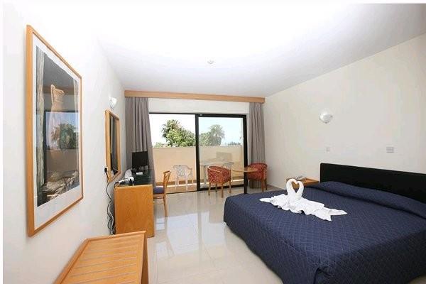 Chambre - Hôtel Veronica 3* Paphos Chypre