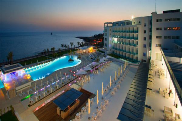 Vue panoramique - Club Coralia King Evelthon 5* Paphos Chypre