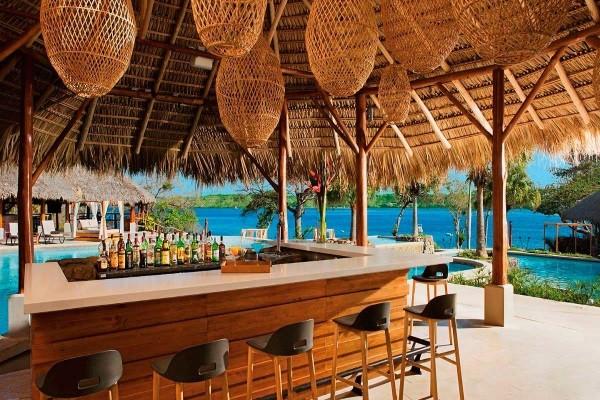 Bar - Hôtel Secrets Papagayo 5* Liberia Costa Rica
