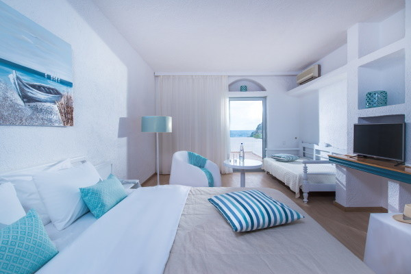 Chambre - Hôtel Bravo Club Istron Bay 4* Agios Nikolaos Crète
