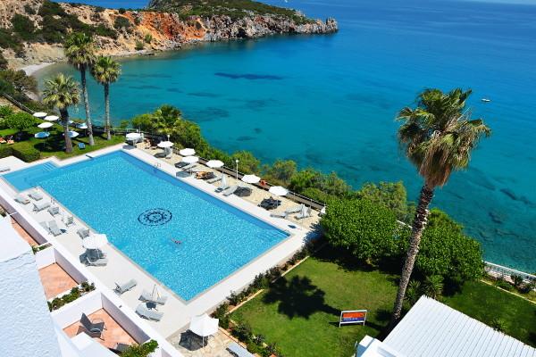 Piscine - Hôtel Bravo Club Istron Bay 4* Agios Nikolaos Crète