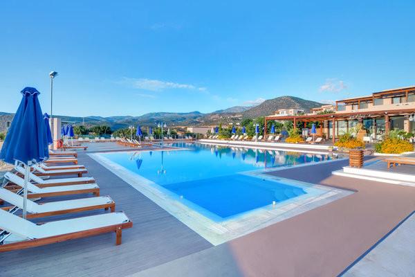 Piscine - Hôtel Miramare Resort & Spa (sans transport) 4* Agios Nikolaos Crète