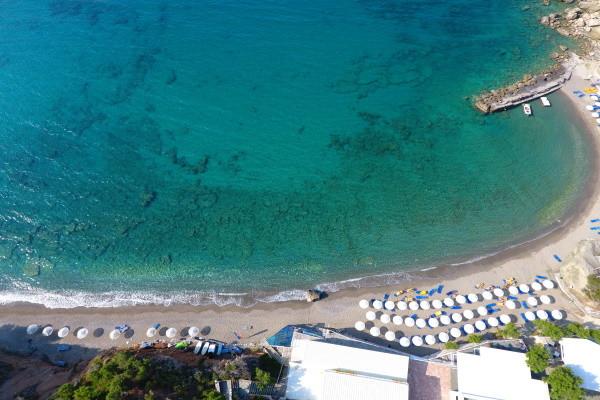 Plage - Hôtel Bravo Club Istron Bay 4* Agios Nikolaos Crète