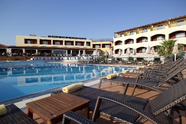 (fictif) - Hôtel Eliros Mare 4* sup Georgioupolis Crète