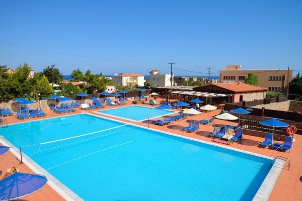 (fictif) - Hôtel Oclub Experience Sentido Vasia Resort & Spa 5* Heraklion Crète