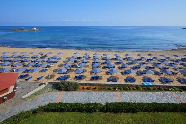 (fictif) - Hôtel Sirens Beach Village 4* Heraklion Crète