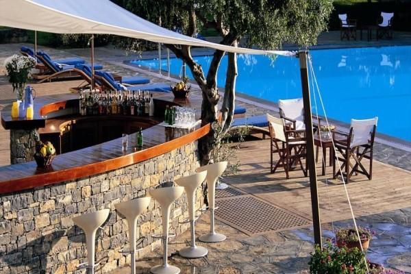 Bar - Hôtel Elounda Bay Palace Cat. Luxe Heraklion Crète