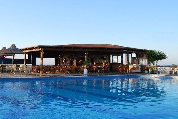 Bar - Hôtel Oceanis 3* Heraklion Crète