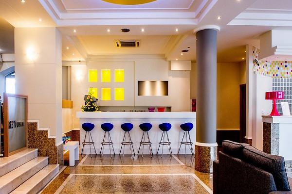 Bar - Hôtel Smartline Neptuno Beach 4* Heraklion Crète
