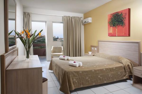 Chambre - Hôtel Blue Bay Resort & Spa 4* Heraklion Crète