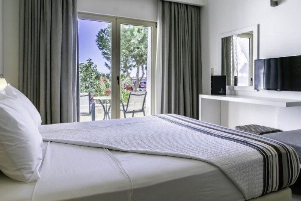Chambre - Club Eldorador Ostria Resort & Spa 5* Heraklion Crète