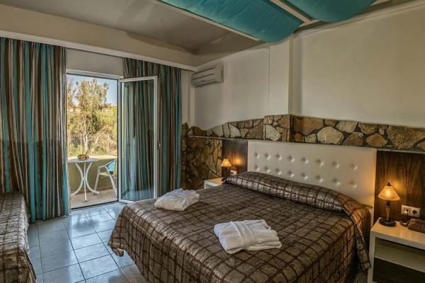 Chambre - Hôtel Eliros Mare 4* sup Georgioupolis Crète