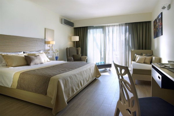 Chambre - Hôtel Filion Suites Resort & Spa 5* Heraklion Crète