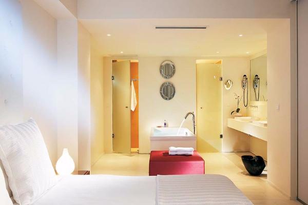 Chambre - Hôtel Grecotel Amirandes Boutique Resort 5* Heraklion Crète