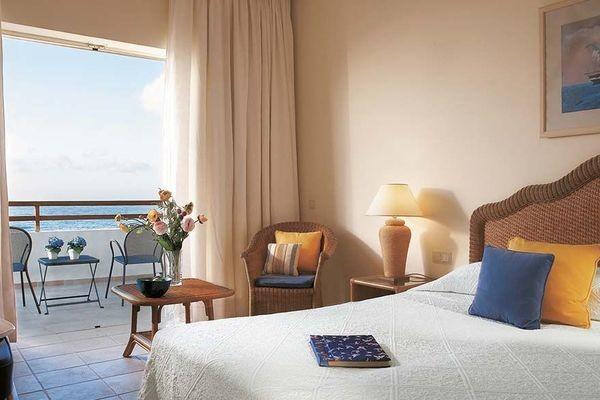 Chambre - Hôtel Grecotel Marine Palace 4* Panormo Crète