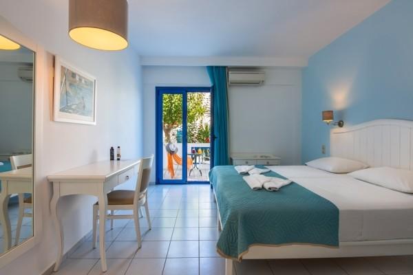 Chambre - Hôtel Hara Ilios 3* Heraklion Crète