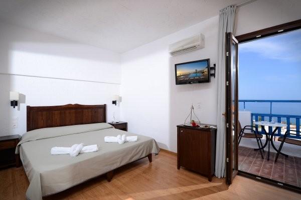Chambre - Hôtel Hersonissos Village 4* Heraklion Crète