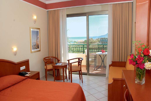Chambre - Hôtel Hydramis Palace 4* Heraklion Crète