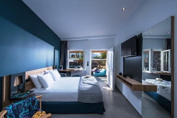 Chambre - Hôtel Infinity Blue 4* Heraklion Crète