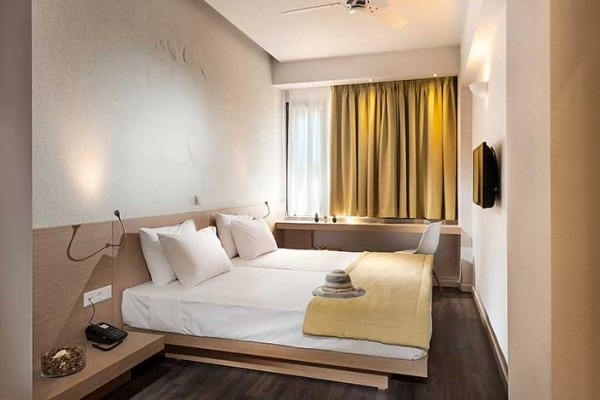 Chambre - Hôtel Kriti 3* Heraklion Crète