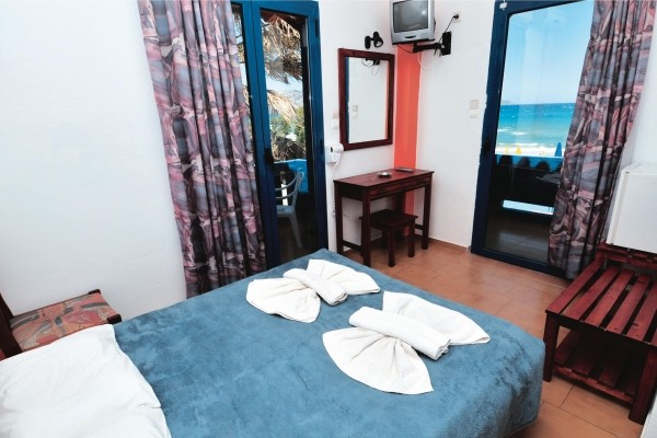 Chambre - Hôtel Mari Beach 3* Georgioupolis Crète