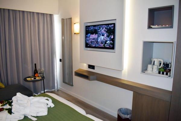 Chambre - Hôtel Minos Mare 4* Heraklion Crète
