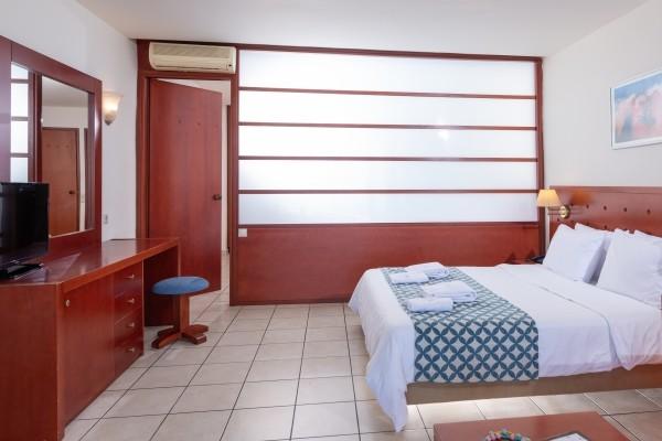 Chambre - Hôtel Mondi Club Royal Belvedere 4* Heraklion Crète