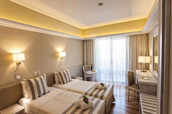 Chambre - Hôtel Pearl Beach 4* Heraklion Crète
