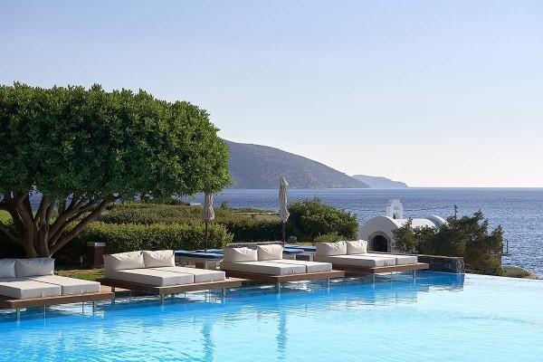 Chambre - Hôtel Saint Nicolas Bay Resort Cat.Luxe Heraklion Crète