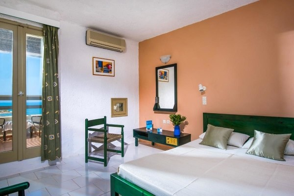 Chambre - Hôtel Scaleta Beach - Adultes uniquement 3* Heraklion Crète