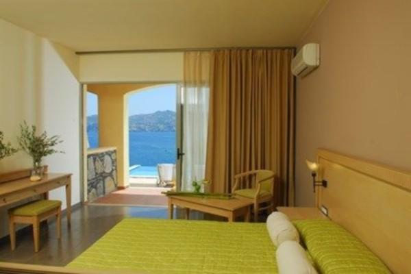 Chambre - Hôtel Sea Side Resort & Spa 5* Heraklion Crète