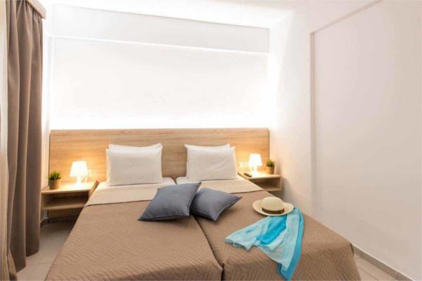 Chambre - Hôtel Sea Side 3* Heraklion Crète