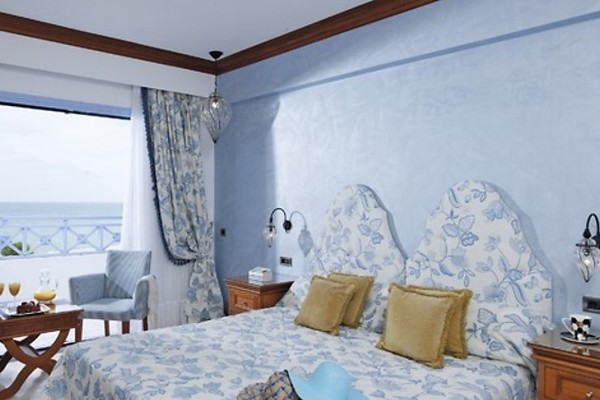 Chambre - Hôtel Serita Beach 4* Heraklion Crète