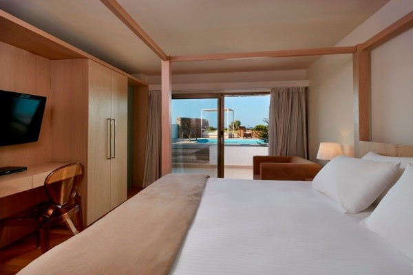 Chambre - Hôtel The Island 4* Heraklion Crète