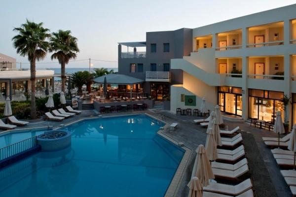Facade - Hôtel Aegean Pearl 5* Heraklion Crète