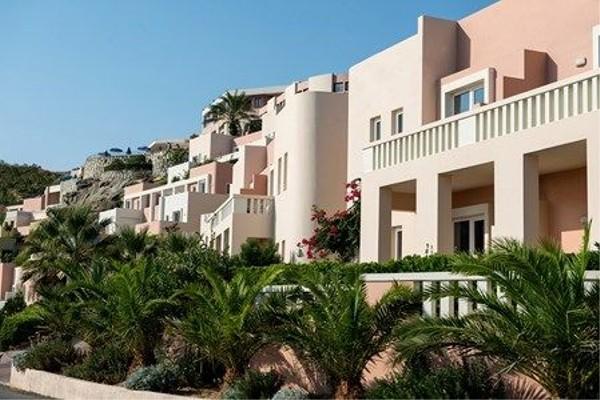 Facade - Club Coralia CHC Athina Palace Resort & Spa 5* Lygaria Crète