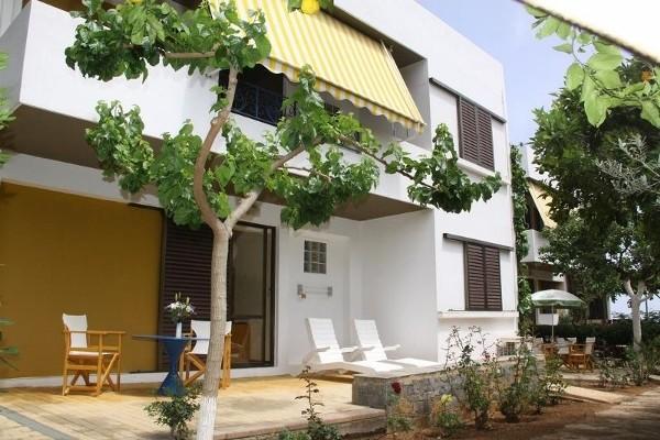 Facade - Hôtel Creta Solaris 4* Heraklion Crète