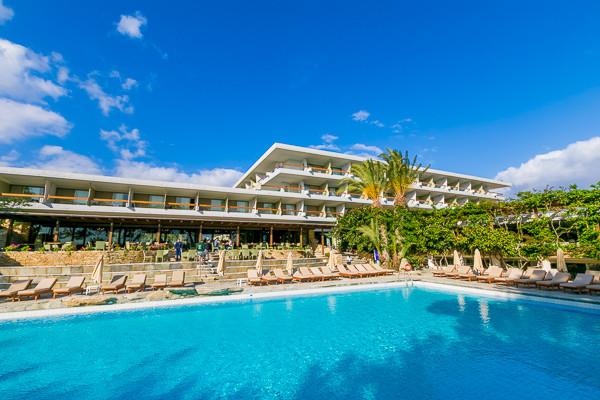 Facade - Sitia Beach 4* Sitia Crète