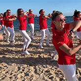 Danse FRAM - Framissima Sitia Beach