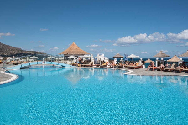 Piscine - Alexander Beach Hotel & Village